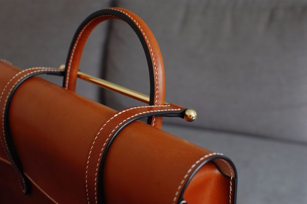 Leather Music Bag