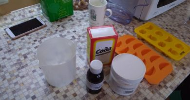 Таблетки для посудомойки своими руками. Моем посуду дёшево