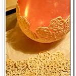 Салфетки на шарике