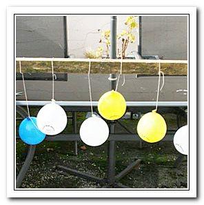 Подвеска шаров