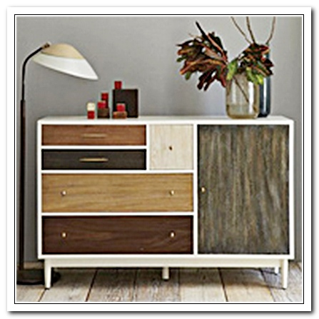Мебель самоделка