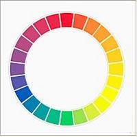 Кольцо на 24 цвета