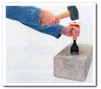 Рубка блоков