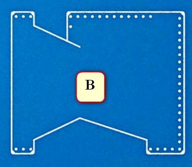 Деталь бумажника В