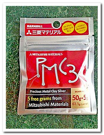 Серебряная глина РМС3