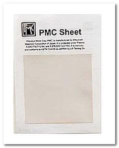 Серебряная глина PMC  Sheet