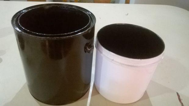 Recycled Newtonian Telescope