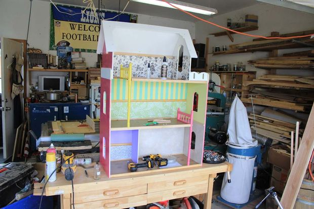 Repair And Remodel a Doll House