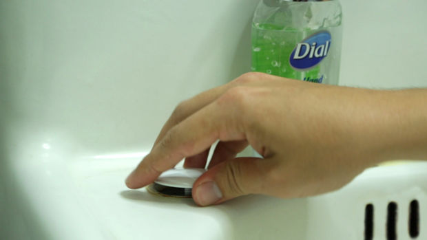 Integrated Soap Dispenser